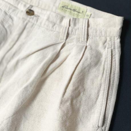 90s Eddie Bauer Linen Shorts