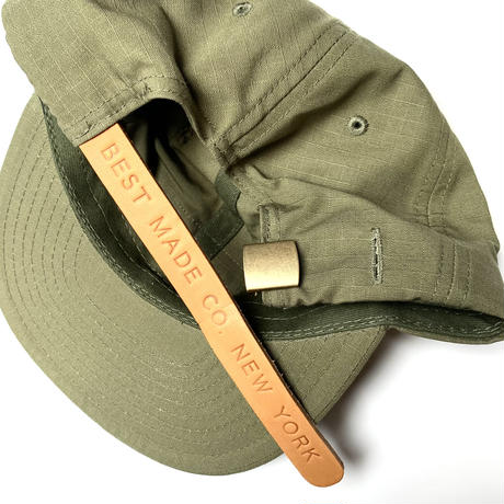 BEST MADE COMPANY CAP OLIVE