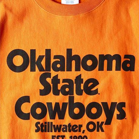 "CHAMPION REVERSE WEAVE SWEAT SHIRT""OKLAHOMA STATE COWBOYS"""