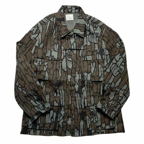 Deadstock BDU Jacket Trebark Camo
