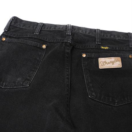 90s Wrangler Denim Pants Black[C-0055]