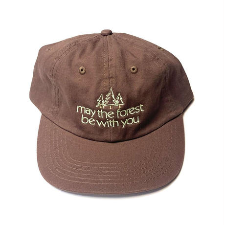 Smokey The Bear  Brown Forest Cap