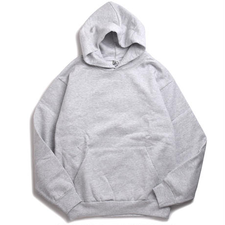 Los Angeles Apparel 14oz Heavy Fleece Hoodie Ash