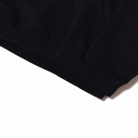 Fruit Of The Loom Super Cotton Pullover Black