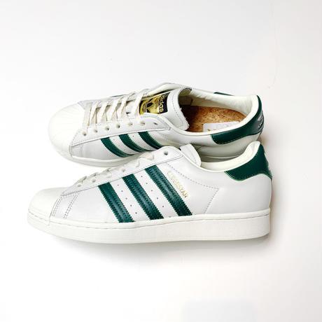 adidas SUPERSTAR WHITE/GREEN