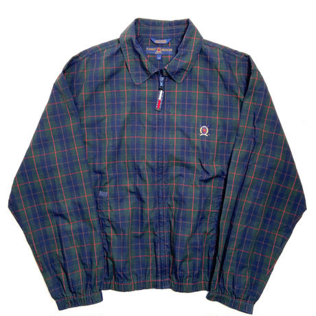 90s Tommy Hilfiger Cotton Drizzler Jacket