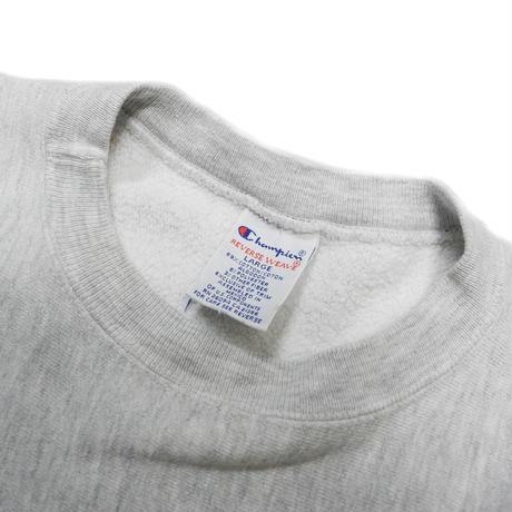90's Champion Reverse Weave Crew Neck Sweat Shirt