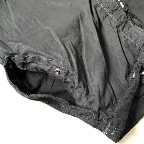 Deadstock US Army Snow Camo Pants Over dyed Black