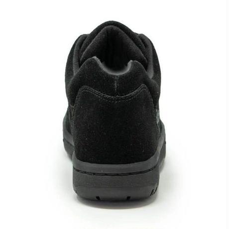Simple Retro 91 Sneaker Triple Black