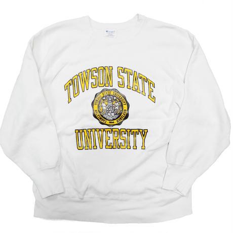80's Champion Reverse Weave Crew Neck Sweat Shirt