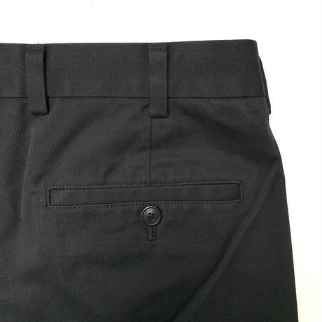 BROOKS BROTHERS CLARK PANTS  BLACK