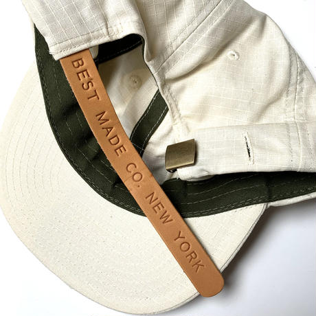 BEST MADE COMPANY CAP NATURAL