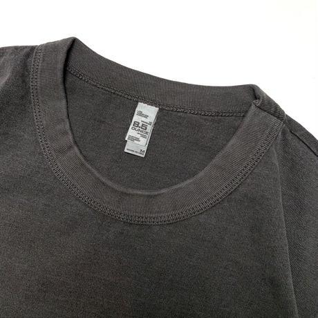 Los Angeles Apparel 8.5oz Binding Garment Dye Short Sleeve T-Shirts Vintage Black