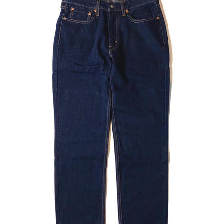 LEVI'S 550-0216 RELAXED TAPERED LEG JEANS RINSE