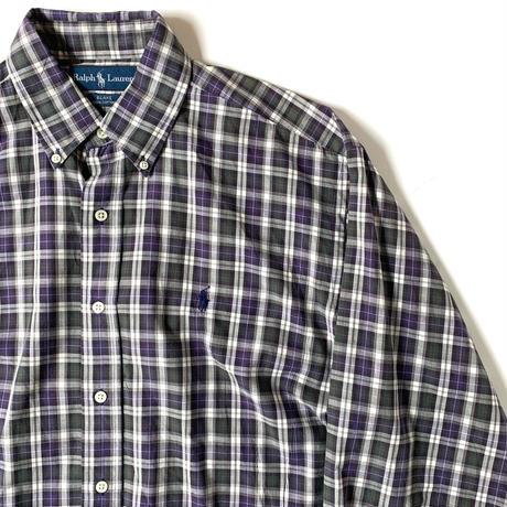 Ralph Lauren Plaid Longsleeve Shirt