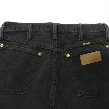 90s Wrangler Denim Pants Black[C-0052]