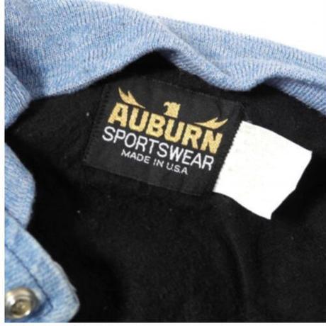 Dead Stock Auburn Sports Wear Award Jacket