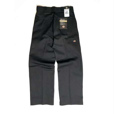 Dickies Loose Fit Double Knee Work Pants Black (BK)