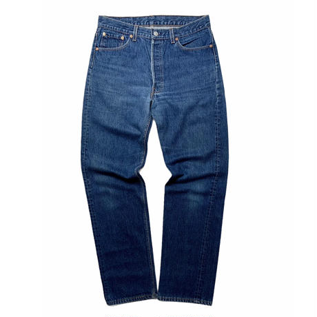 Used Levi's 501 Made In USA  C-0340