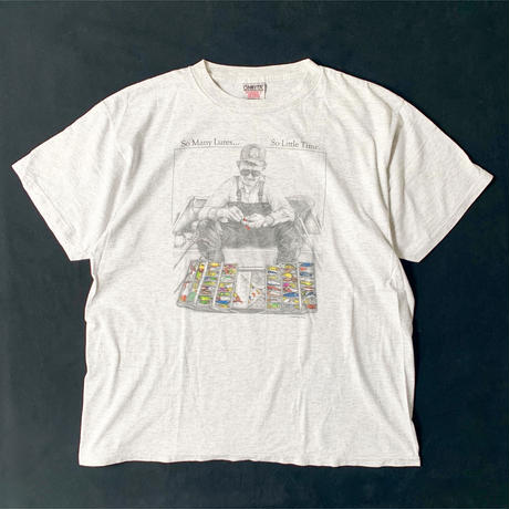"""90s """"So Many Lures..."""" T-Shirt"""