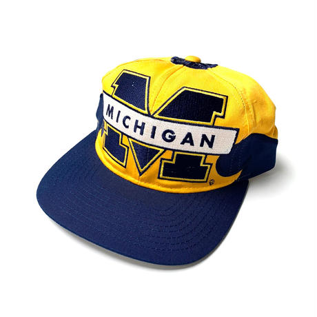 "DEADSTOCK STARTER CAP ""MICHIGAN WOLVERINES"""