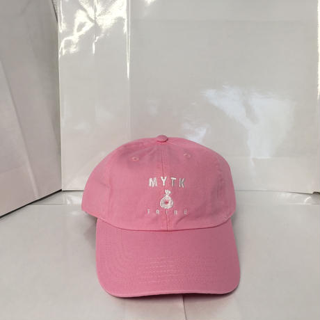 MYTK CAP(ピンク)