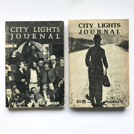 Title/ City Lights Journal 1-4 Author/ Lawrence Ferlinghetti