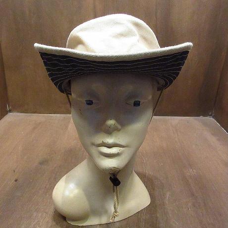 ビンテージ90's●REIサファリハットベージュM●210425n5-m-ht-ot 1990sアウトドア帽子メンズ