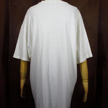 ビンテージ90's●肖像画プリントTシャツ XL●210602n2-m-tsh-ot 半袖トップスアート人物画古着
