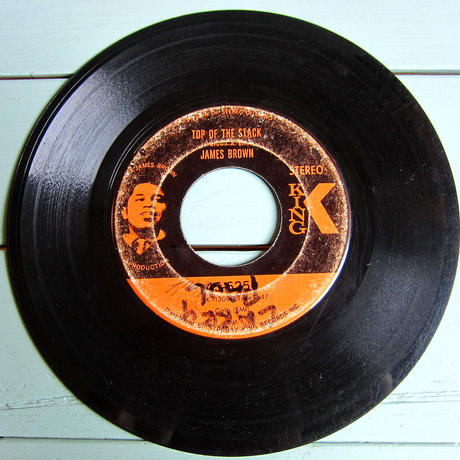 JAMES BROWN●LOWDOWN POPCORN/TOP OF THE STACK KING 45-6250●210314t1-rcd-7-fnレコード米盤US盤7インチファンク45 60's