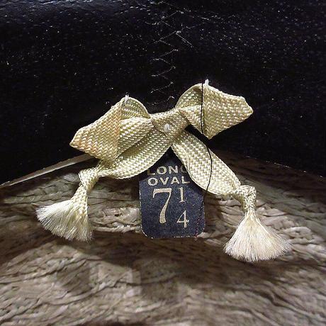 ビンテージ60's70's●STETSONストローハット7 1/4●210425n4-m-ht-str 1960s1970s麦わら帽子ステットソン
