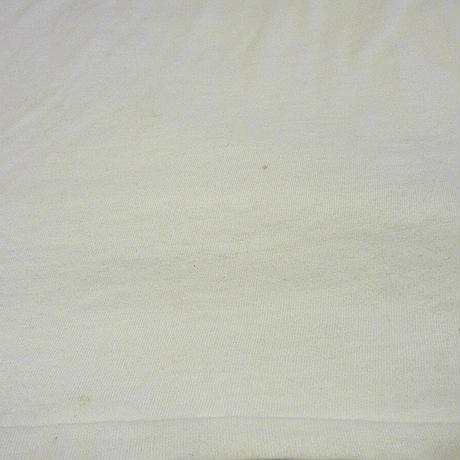 ビンテージ70's●Speedway MOTORSレーシング両面プリントTシャツ白size L●210504s4-m-tsh-otスピードウェイモーターズコットン車半袖