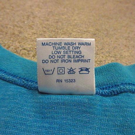 ビンテージ90's●BELTONボーダーTシャツ青sizeL●200612f4-m-tsh-str半袖シャツUSA製メンズコットン