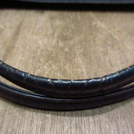 ビンテージ40's50's●レザーハンドバッグ●210323n4-bag-hnd 1940s1950sレディース鞄青緑牛革
