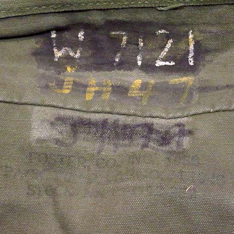 ビンテージ40's●U.S.ARMY M-1945フィールドカーゴパック●210127n4-bag-hnd M1945 M45ミリタリー米軍実物バッグカバン
