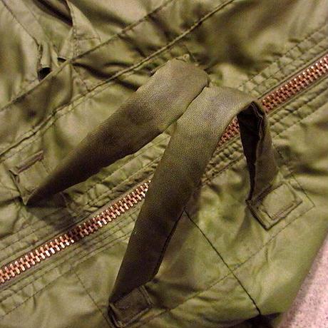 ビンテージ70's●ミリタリーヘルメットバッグ3rd●201203s8-bag-hnd USA米軍実物ハンドバッグカバン