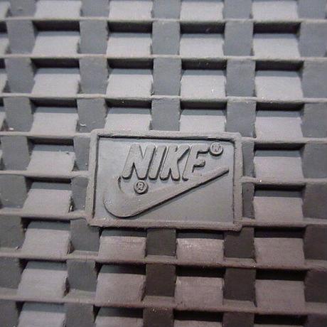 ビンテージ80's●DEADSTOCK NIKEレディースBURST 6●201222n8-w-snk-235cm 1980sデッドストックナイキスニーカーグレー