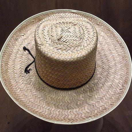 ビンテージ●ストローハット●210502n4-m-ht-str 南米グアテマラエクアドル麦わら帽子メンズ