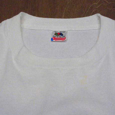 ビンテージ90's●Marlboro Racing '92 両面プリントポケットTシャツ白 XL●210428n1-m-tsh-ot マルボロタバコレーシングポケT古着