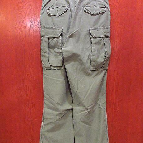 ビンテージ60's●U.S.ARMY M-1951フィールドトラウザーズW80cm●210323s4-m-pnt-mlt-W31ミリタリー米軍実物カーゴパンツ古着USA