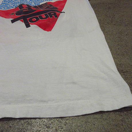ビンテージ80's●KENNY ROGERS THE 86 TOUR TシャツsizeM●210426f4-m-tsh-bn古着ケニー・ロジャースカントリーUSA製音楽
