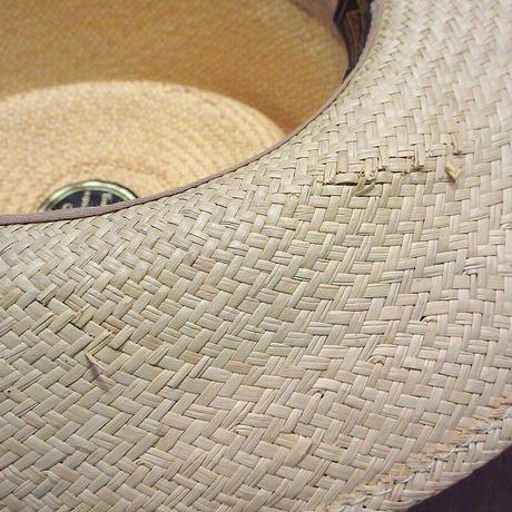 ビンテージ70's80's●Eddie BauerパナマハットM●210502n3-m-ht-str 1970s1980sエディバウアー麦わら帽子ストロー