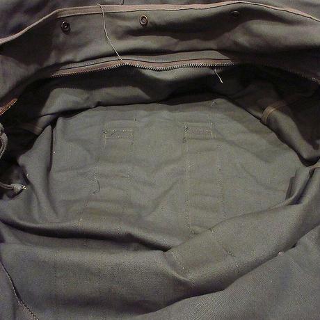 ビンテージ80's●ミリタリーフライヤーズキットバッグ●210503f8-bag-bstn米軍実物アビエイターボストンバッグカバン