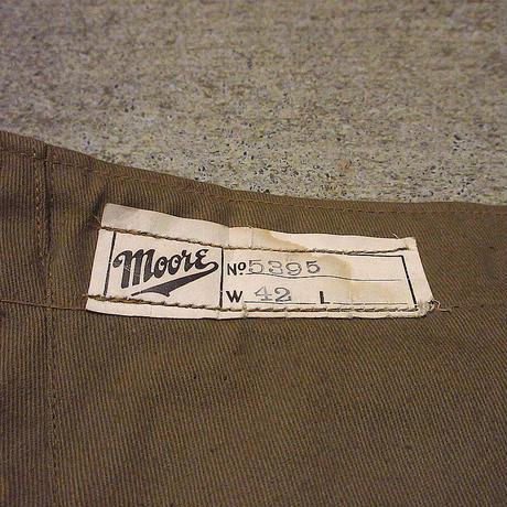 ビンテージ10's20's●DEADSTOCK W.N.Moore.D.G.Co.ジョッパーズパンツW42●210426f8-m-pnt-ot-W42古着ライディングパンツボトムス