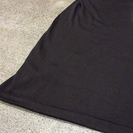 ビンテージ60's●MASONアスレチック長袖Tシャツ黒size 46-48●210607f5-m-lstshメンズ古着レーヨンロンT USA製フットボールシャツ