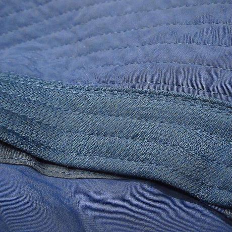 Patagonia●ミクルドールハット青L●210502n5-m-ht-ot パタゴニアアウトドアキャンプ帽子バケットハット