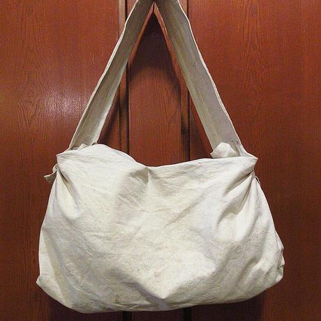 ビンテージ●The Vancouver Sunキャンバスニュースペーパーバッグ●210426f7-bag-shd鞄カバンUSAコットン新聞配達ショルダーバッグ