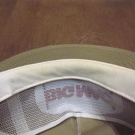 ビンテージ80's●BIG MACスナップバック刺繍キャップ●210611n7-m-cp-bbビッグマックワーク帽子シックスパネル6パネルUSA製メンズ