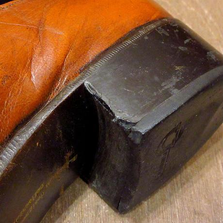 ビンテージ80's●FLORSHEIM designer collection レザーローファー茶 Size 10C●210327n3-m-lf-28cm フローシャイム革靴レザーシューズ
