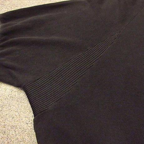 ビンテージ70's●Munsingwearペンギンワンポイント刺繍ポロシャツ黒sizeL●200621f7-m-plsh古着プルオーバー半袖シャツメンズUSA